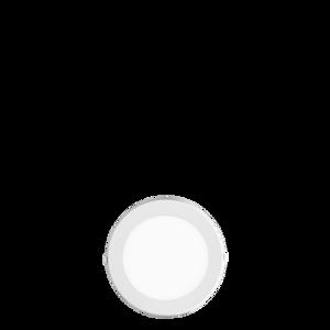 Plafón 6W